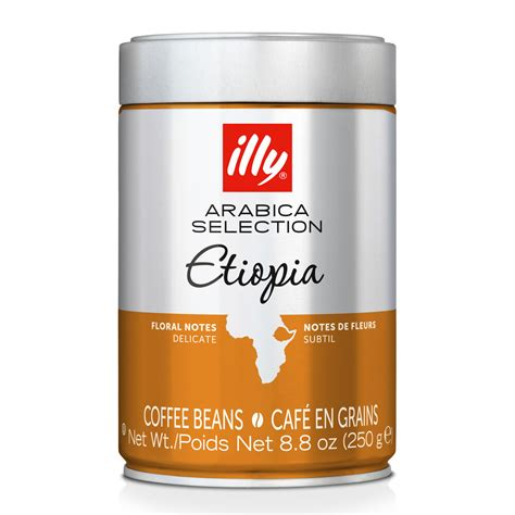 Buy the selected items together. illy Arabica Selection Ethiopia Whole-Bean Coffee, 8.8 oz. | Sur La Table