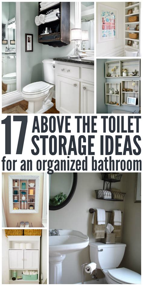 How To Hang A Bathroom Cabinet On The Wall by 17 Brilliant The Toilet Storage Ideas Houses