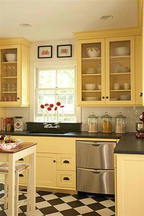 Yellow Kitchen Cupboards by Budget Kitchen Remodeling 20 000 Or Higher Kitchens