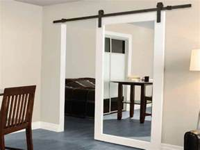 interior barn door hardware home depot mirrored mirrors sliding mirror closet doors hardware