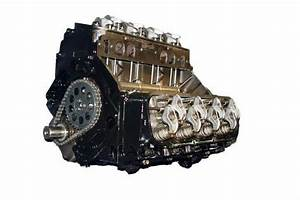 Gm Chevrolet 454 7 4 Premium Long Block 1996
