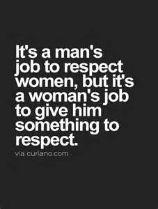 Quotes About Respect Relationship