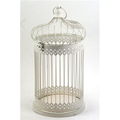 bird cage white decorative hobbycraft large decorative birdcage bird cage white metal 40 x 20 cm ebay