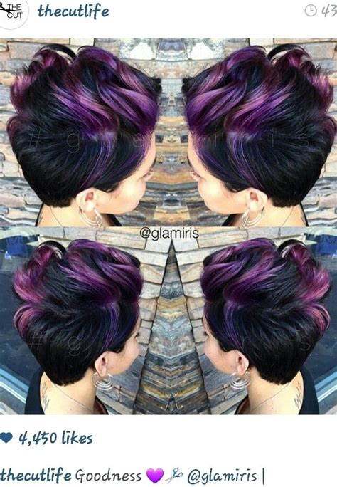 Best 25 Funky Short Hair Ideas On Pinterest