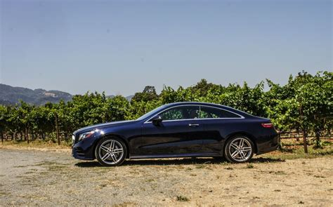 Explore vehicle features, design, information, and more ahead of the release. 2018 Mercedes-Benz E-Class Coupe review: Not overly practical, but the E400 Coupe is a dream to ...