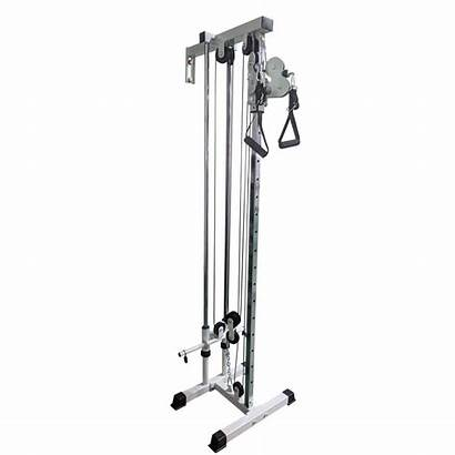 Pulley Mounted System Gym Tower Titan Cable