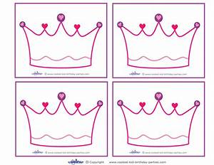 8 best images of printable princess template free With free printable princess crown template