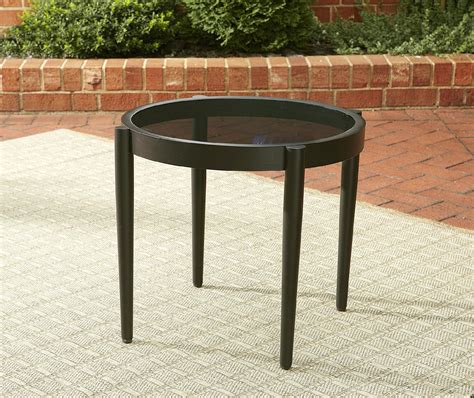 garden oasis harrison matching folding side table limited