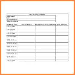 Resume Template For Field 9 Daily Work Report Template Bussines 2017