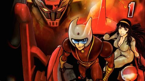 télécharger mazinger z anime news network