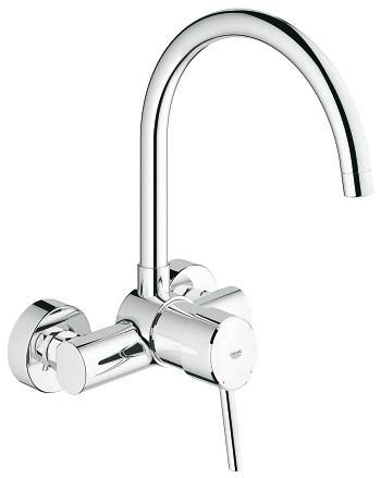 grohe concetto single lever sink mixer 1 2 quot 32667 001