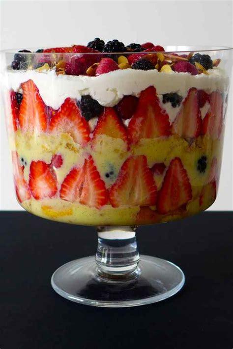 cuisine de noel 2014 trifle recette traditionnelle anglaise 196 flavors