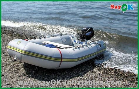 Blow Up Boat With Motor electric inflatable boat with motor river blow up fishing boat