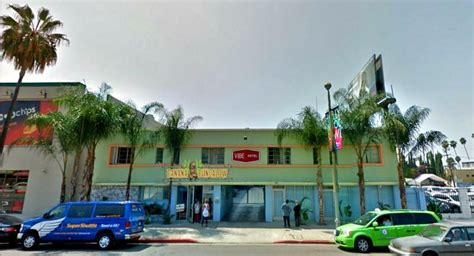 Banana Bungalow Hollywood In Los Angeles  Best Hostel In