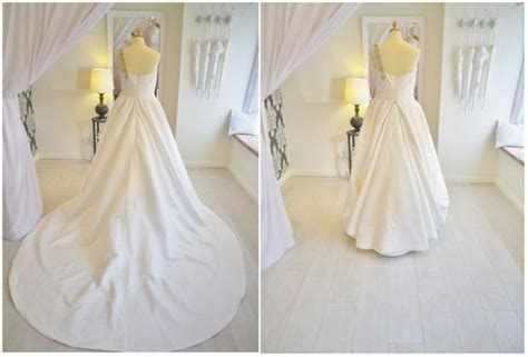 How To Bustle Your Wedding Dress