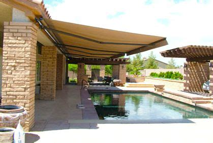 retractable patio awning designs diy makeover ideas   popular brands  models