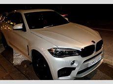 F86 BMW X6 M