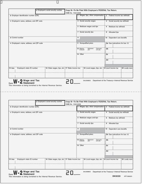 w2 forms copy b employee federal discount tax forms