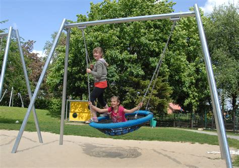 You Swing by 10 Great Places To Soar On A Swing