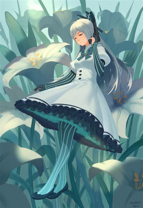 girls frontline mobile wallpaper zerochan anime image board