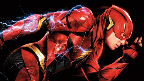 Wallpaper The Flash, Justice League, Ezra Miller, Hd, 4k