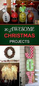 20, Awesome, Diy, Christmas, Projects, To, Beautify, Your, Home, For, The, Holidays