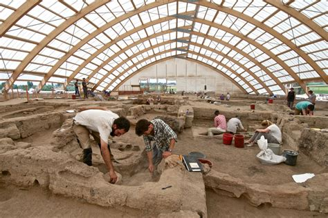 Stanford scholar digs deep into human history at Neolithic ...