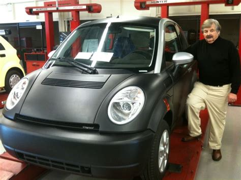 Discontinued 2011 Think City Electric Cars For Sale $22,300