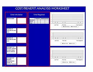 cost benefit matrix template - simple cost benefit analysis template
