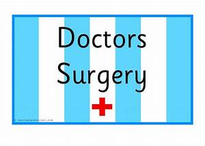 Doctors Role Play Pack with Signs for an Early Years ...