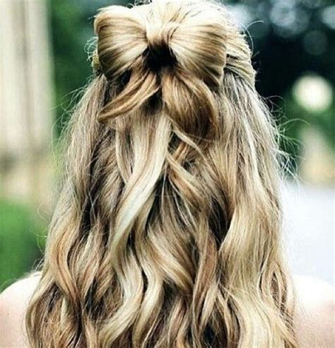 bow hairstyle hair styles hair styles long hair