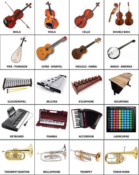 Bonang adalah salah satu alat musik tradisional yang sudah mendunia dari indonesia. 54 Gambar Alat Musik Beserta Namanya Paling Keren - Infobaru