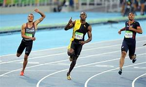 Athletics Weekly | Usain Bolt wins record third Olympic ...