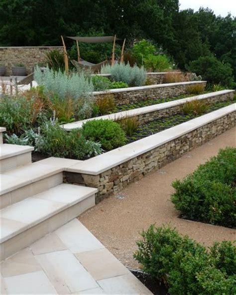 landscaping ideas retaining wall hillside great hillside landscaping hillside ideas pinterest