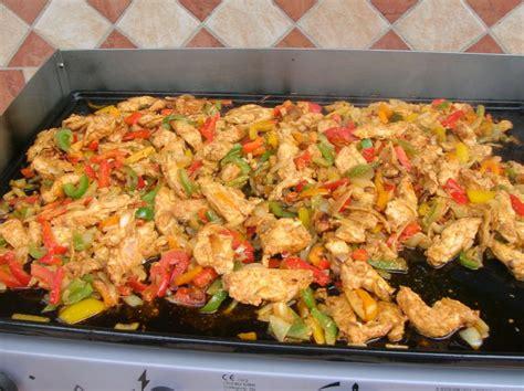 cuisiner avec une plancha plancha recette poulet top plancha