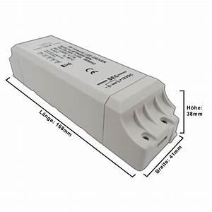 Led Trafo Berechnen : led leuchmittel trafo 12v dc 1 50 watt netzteil treiber g4 transformator ebay ~ Themetempest.com Abrechnung