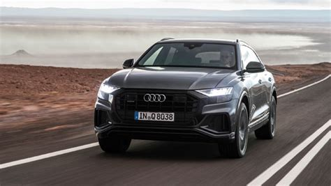 Audi Q8 Celebration Model Launched In India At Rs 98.98 ...
