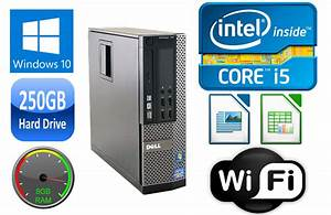 Dell Optiplex 7010 Sff I3  I5 Dual  Quad Core 4  8gb Ram