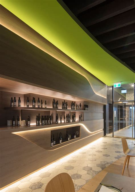 interior lighting design ideas a wall of led