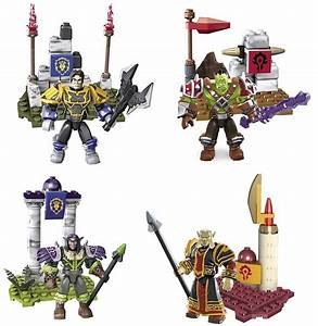 Buy Toys And Models WORLD OF WARCRAFT MEGA BLOKS FACTION