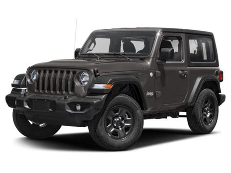 2019 Jeep All-new Wrangler Suv Digital Showroom