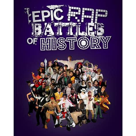 Epic Rap Battles Of History Season 5 Myideasbedroomcom
