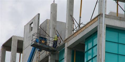 Columns And Beams, Precast Columns And Beams