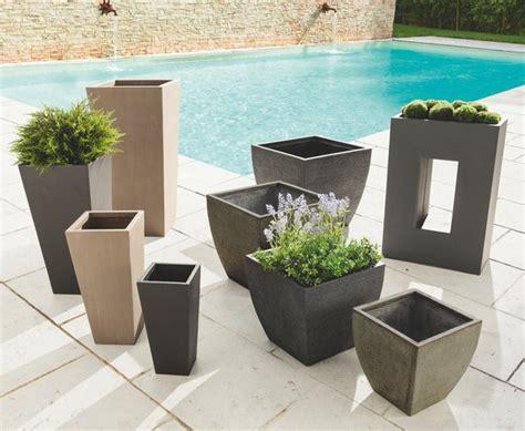 Pot Terrasse Haut by Les Pots De Jardin Xxl Envahissent Le Jardin Galerie