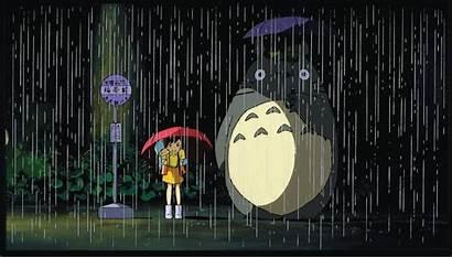 Totoro Neighbor Wallpapers Neighbour Anime Movies Saw
