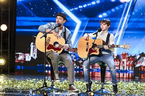Britains Got Talent  Five Must See Auditions From Episode Three From A Father And Son
