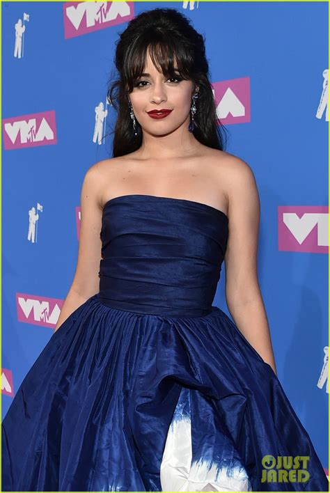 Camila Cabello Stuns The Mtv Vmas Photo