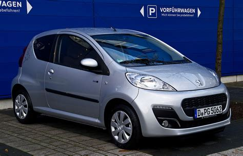 Peugeot Wiki by Peugeot 107