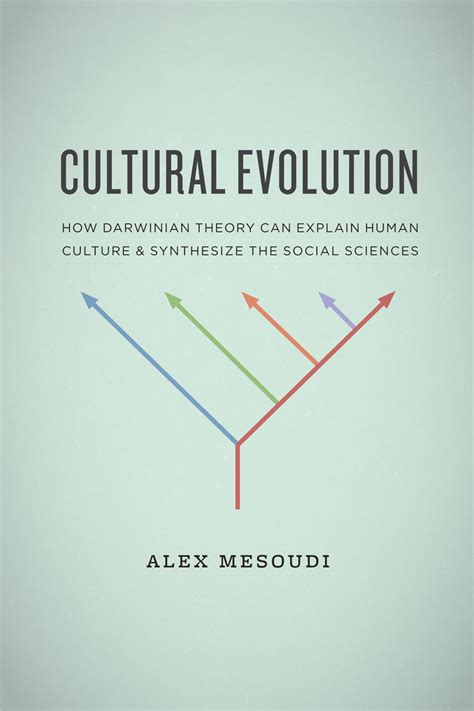 cultural evolution  darwinian theory  explain human