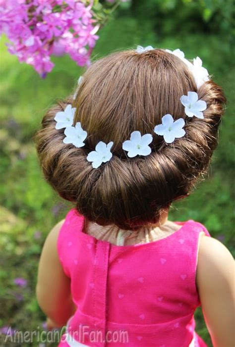 25 best ideas about american girl hairstyles on pinterest